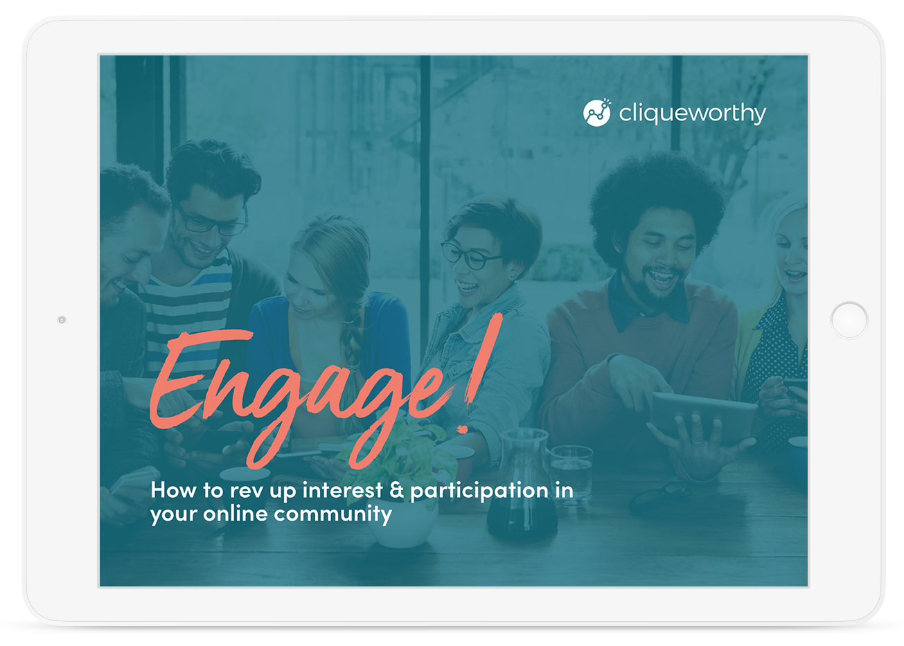 Free ebook - Engage! How to rev up interest and participation in your online community